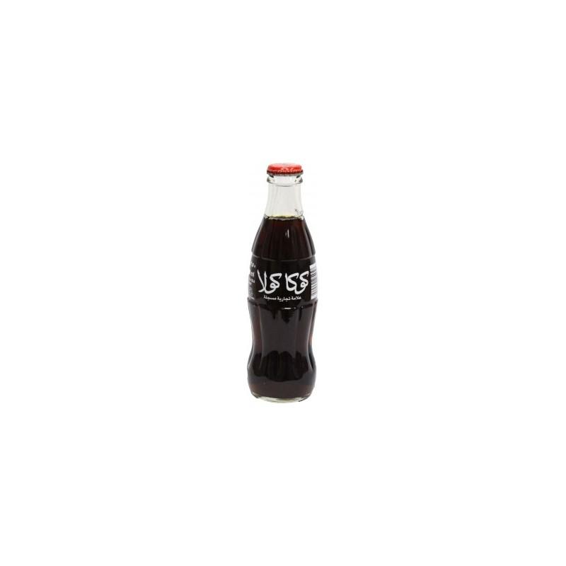 كوكا كولا زجاجة 250 مل