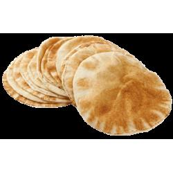 خبز عربي طازج 1 كغ