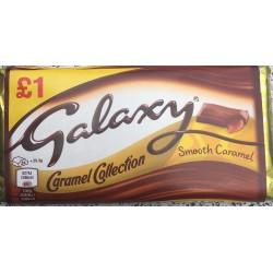 Galaxy caramel 135 g