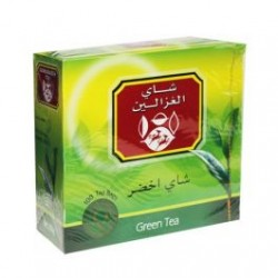 شاي الغزالين اخضر 100 كيس