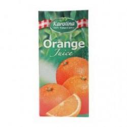 كارولينا عصير برتقال طبيعي 1 لتر