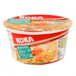 Koka noodles seafood 90 g