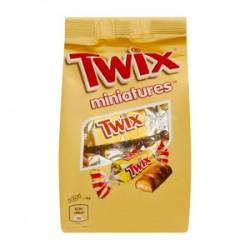Twix miniatures 130 g