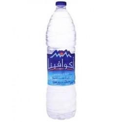 اكوافينا مياه معبأه 1.5 لتر