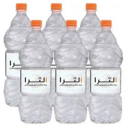 الترا مياه معبأه 1.5 لتر *6