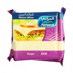 المراعي شرائح الجبن للبرجر 200 غ 10 شرائح