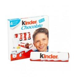 كندر شوكولاتة بالحليب 4 قطع 50 غ