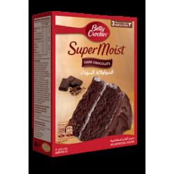 بيتيكروكر خليط الكيك بالشوكولاته السوداء