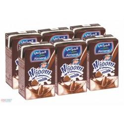 المراعي حليب شوكولاتة *6