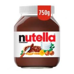 نوتيلا شوكولاتة دهن 750غ