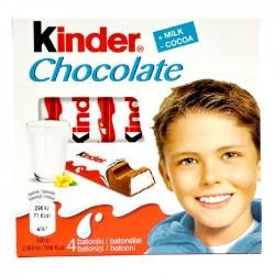 كندر شوكولاته 4 قطع