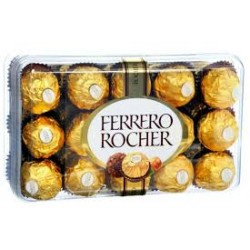 Ferrero rocher 30 chocolate...