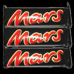 مارس شوكولاتة 3 حبات