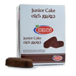 جوردينا جونيور كيك شوكولا علبة 12 حبة