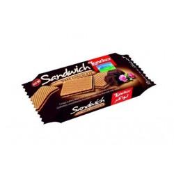 لواكر ويفر ساندويش شوكولاته سوداء