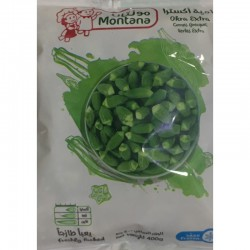 مونتانا بامية اكسترا مجمدة 400 غم