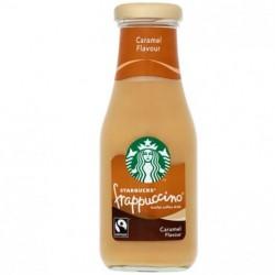 ستاربكس قهوة مثلجة كراميل 250 مل